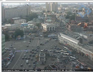 Moscow  web camera